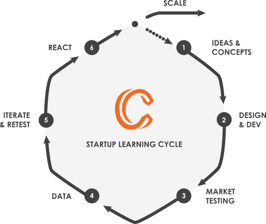 startup learning cycle
